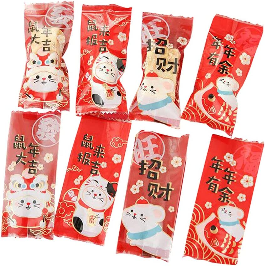 Kungfu Daily bargain sale Alien DIY Candy Wrappers Chinese Miami Mall Paper Wrapping Fe Spring