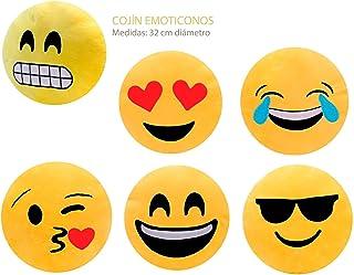 DISOK - Cojín Emoticonos (Precio Unitario