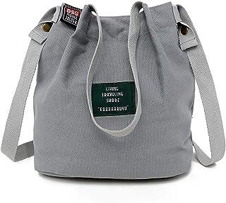 COAFIT Shoulder Bag Multifunctional Reusable Crossbody Bag Satchel Bag for Women