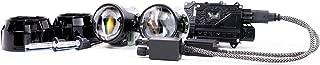 Bi-Xenon Morimoto Mini H1 7.0 Retrofit Kit - Includes everything you need to retrofit your headlights