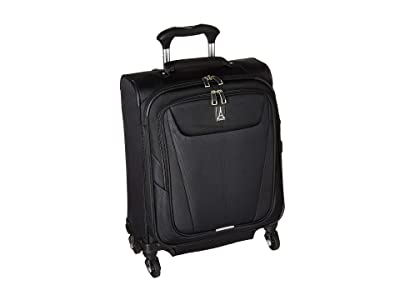 Travelpro Maxlite(r) 5 International Expandable Carry-On Spinner (Black) Luggage