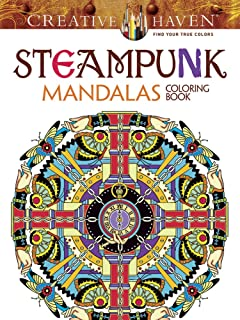 Best steampunk colouring pages Reviews