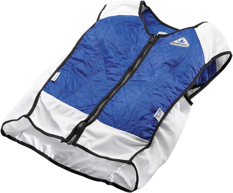 TechKewl Hybrid Cooling Vest, bluee, 3XLarge