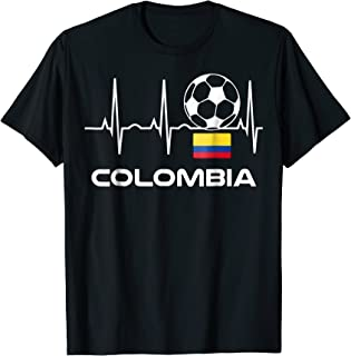 Colombia Soccer Jersey Shirt - Colombia Futbol 2018 Tee