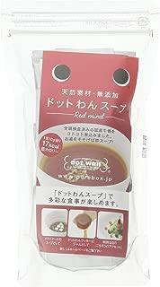 ドットわん 犬用おやつ スープ ビーフ 10g×15包