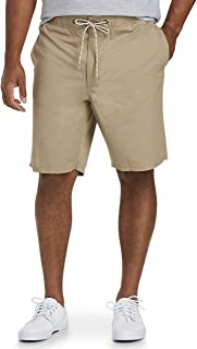 Men's Big & Tall Drawstring Walking Shorts fit by DXL