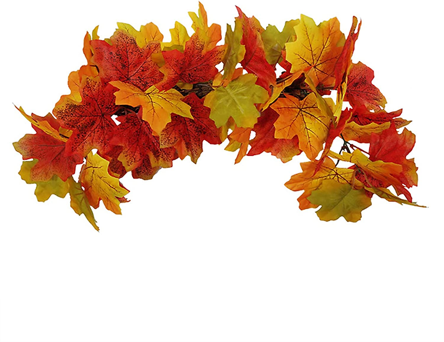 WUHNGD Artificial Choice Fall Swag Autumn Front Door Maple Ranking TOP18 Wr