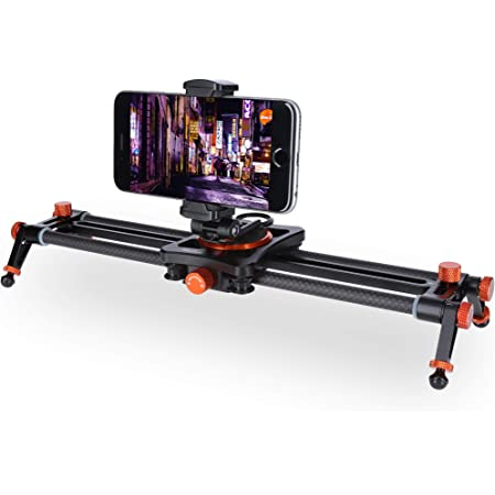 Rollei 34cm Carbon Smartphone Slider I Camera Dolly Camera Photo