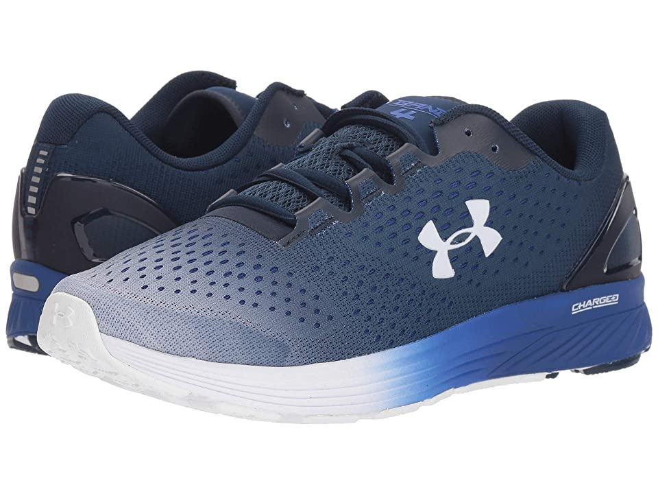 Under Armour UA Charged Bandit 4 (Academy/White/Team Royal) Men