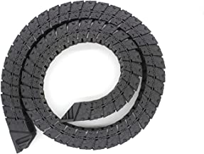 DealMux PlasticTowline CNC Machine Gereedschap Kabeldrager Drag Chain Mute Chain (20X25mm)