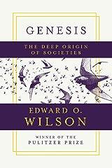 Genesis: The Deep Origin of Societies Kindle Edition