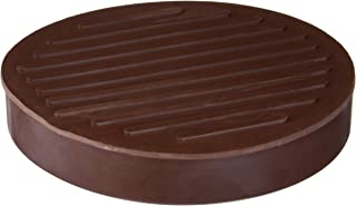 Shepherd Hardware 9067 Round Rubber Furniture Cups (2 Pack), 3