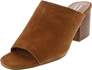 Best leather peep toe mules Reviews
