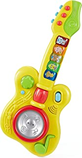 Think Gizmos Musical Guitar Toy for Toddlers TG729 - Musical Toy Gift for Boys & Girls Aged 18 Months+ (Toy for 2 3 4 5 6 Year Old Boys & Girls)