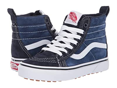 Vans Kids SK8-Hi MTE (Little Kid/Big Kid) ((MTE) Navy/True White) Boys Shoes