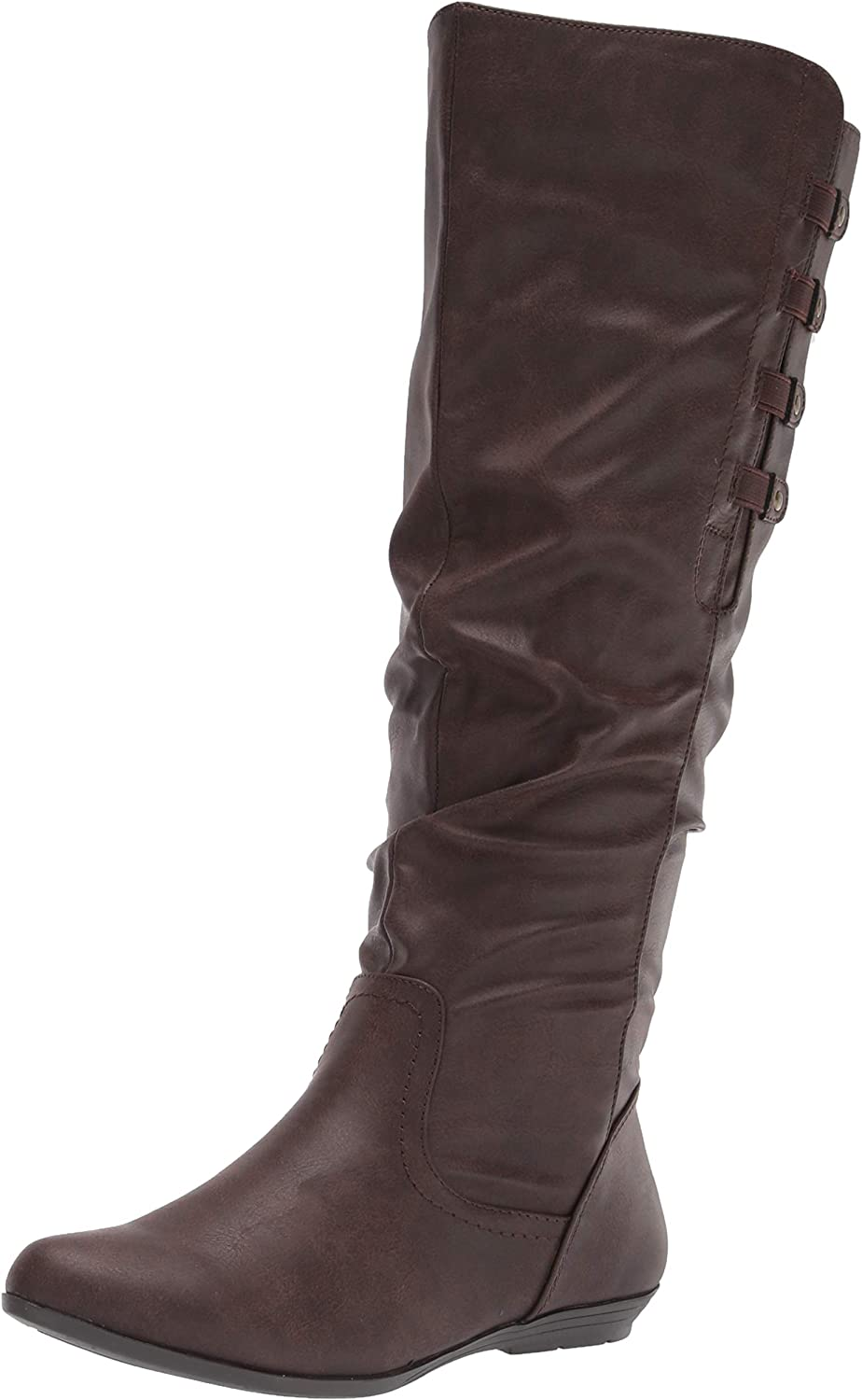 CLIFFS BY WHITE MOUNTAIN Women's Sales for sale Francie Tall Classic Boot Shaft
