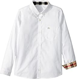 M Fred Pocket Check SBM Top (Little Kids/Big Kids)