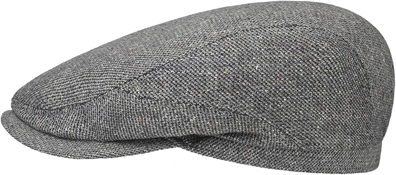 Stetson Carnsville Flat Cap Men Made 国内即発送 - in Germany 期間限定今なら送料無料