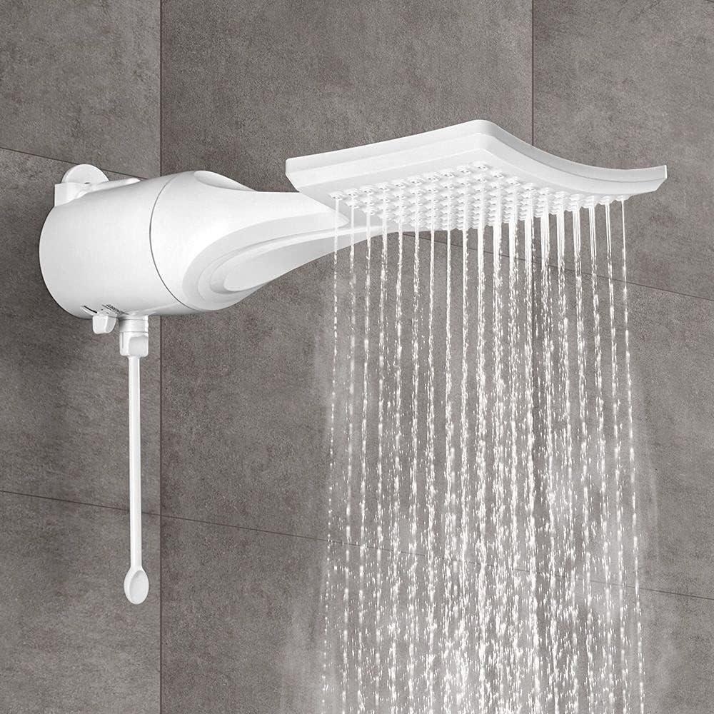 Confira ➤ Chuveiro Loren Shower Eletrônico 7500w 220v~ LORENZETTI Branco ❤️ Preço em Promoção ou Cupom Promocional de Desconto da Oferta Pode Expirar No Site Oficial ⭐ Comprar Barato é Aqui!