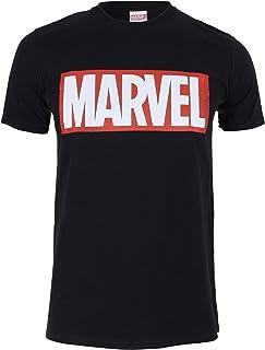 Marvel Camiseta Manga Corta Core Logo