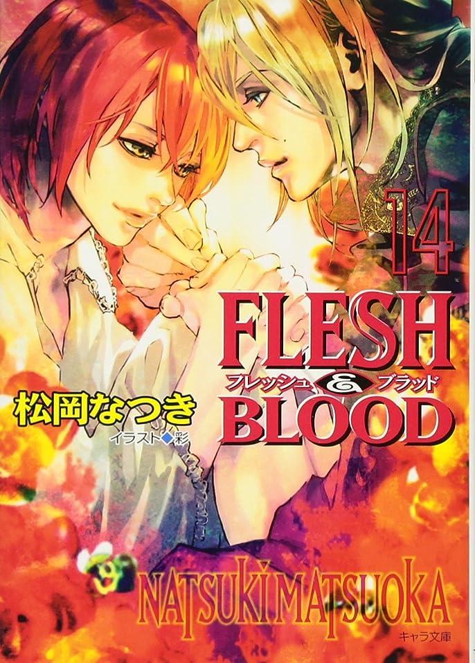 しなやかな裁判官FLESH & BLOOD (14) (キャラ文庫)