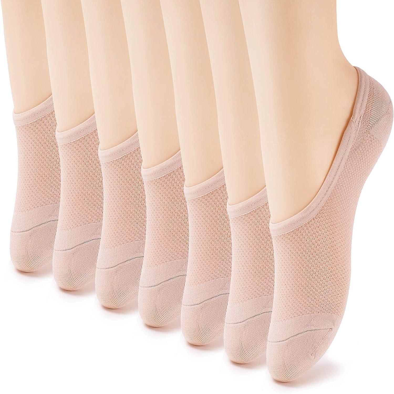 No Show Socks Women Low Cut Cotton Casual Socks Fashion Boat Line