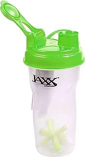 Fit & Fresh Jaxx Shaker Cup, 28-Oz, Green, 2-pack