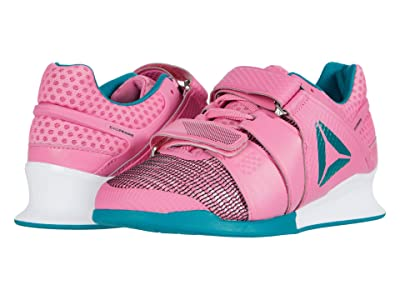 Reebok Legacy Lifter (Posh Pink/White/Black) Women