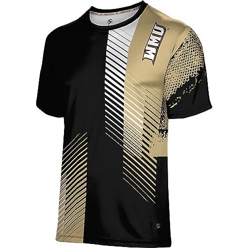 ProSphere Boys/' Western Michigan University Solid Shirt Apparel WMU