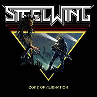 Steelwing - Zone Of Alienation [Japan CD] IUCP-16129