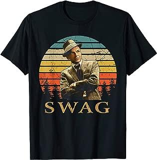 SWAG Vintage Frank Tee Sinatra Love Music Star For Women Men T-Shirt