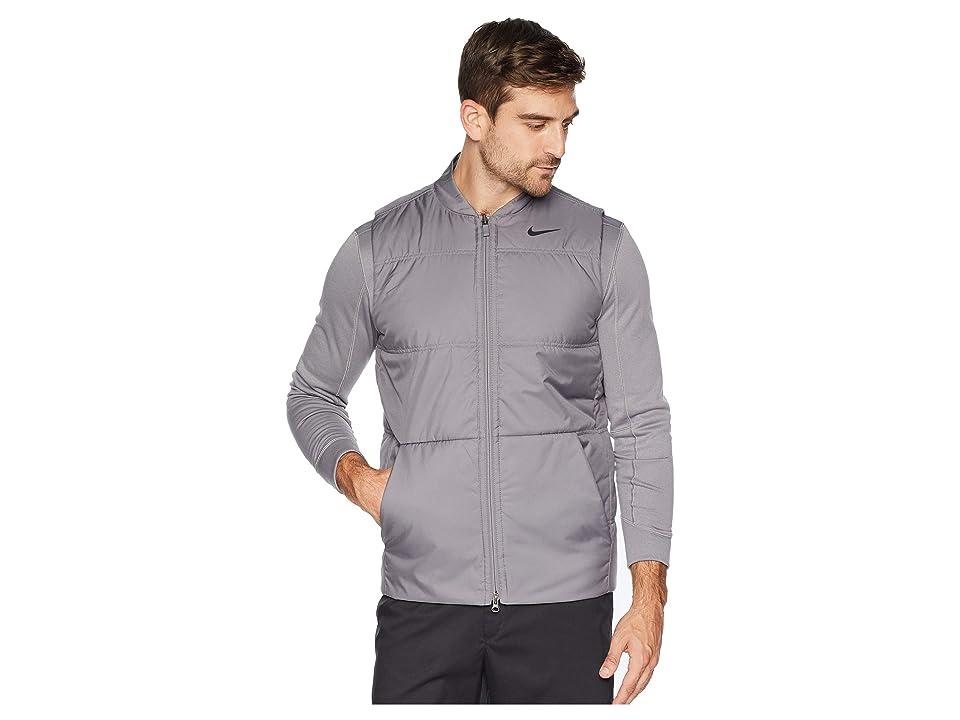 Nike Golf Synthetic Fill Vest Core (Gunsmoke/Atmosphere Grey/Black) Men