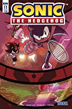 SONIC THE HEDGEHOG #11 COVER B by TRACY YARDLEY