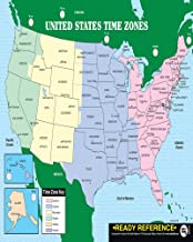 U.S. and World Maps With Time Zones