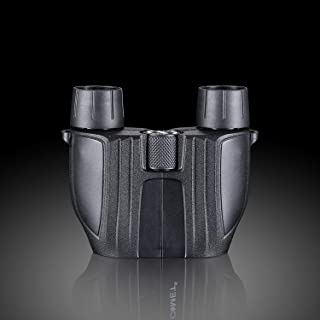 mimi forever Camping Binoculars 16x Outdoor Hunting High Times Waterproof Portable Telescope Professional Optical Outdoor Sports Eyepiece,10x25,Ch