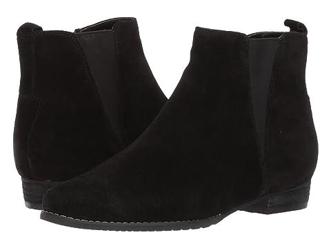 Women's Blondo Paisy Waterproof Boots (Black Suede) - EF112W73P