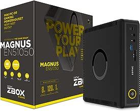 ZOTAC MAGNUS EN51050 Gaming Mini PC NVIDIA GeForce GTX 1050 7th Gen Intel 8GB DDR4 120GB SSD 1TB HDD Win10 ZBOX-EN51050-U-W2B