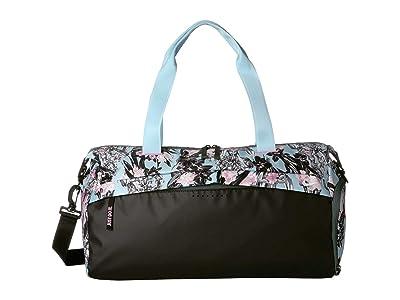 Nike Radiate Training Printed Club Bag (Topaz Mist/Black/White) Duffel Bags
