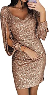 Suchergebnis Auf Amazon De Fur Gold Kleider Damen Bekleidung
