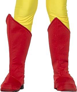 57b82ca0136 Children s Superhero Boot Covers Red