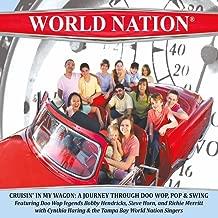 Cruisin' in My Wagon: A Journey Through Doo Wop, Pop and Swing
