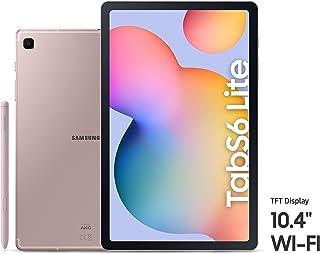 Samsung Galaxy Tab S6 Lite, 64GB, 4GB RAM, Wi-Fi, UAE Version - Pink