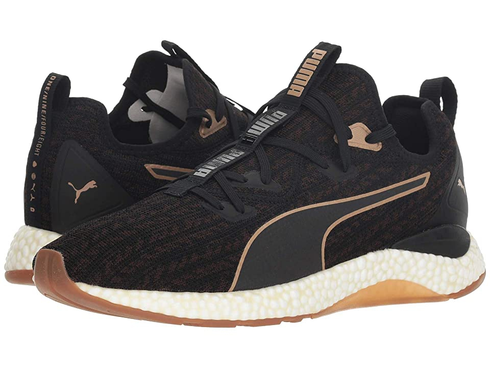 PUMA Hybrid Runner Desert (PUMA Black/Metallic Bronze) Men