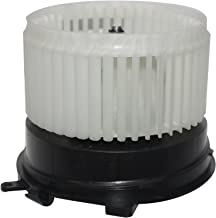 HVAC Plastic Heater Blower Motor ABS w/Fan Cage ECCPP Replacement for 2014-2015 Nissan Rogue 2007-2012 Nissan Sentra 2008-2015 Nissan Rogue