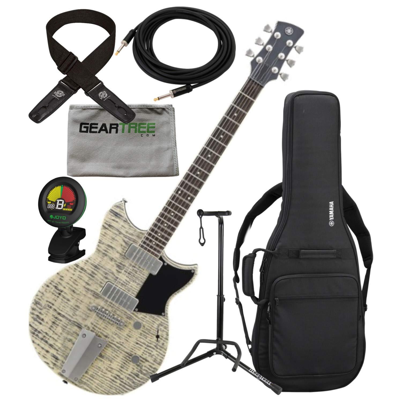 Cheap Yamaha RS502TFM AGR Revstar Limited Edition Electric Guitar Ash Gray w/Gig Bag Black Friday & Cyber Monday 2019