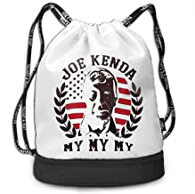 Zhiwei Station Joe Kenda My My My Beach Bag Outdoor Fitness Sport Drawstring Bag Backpack