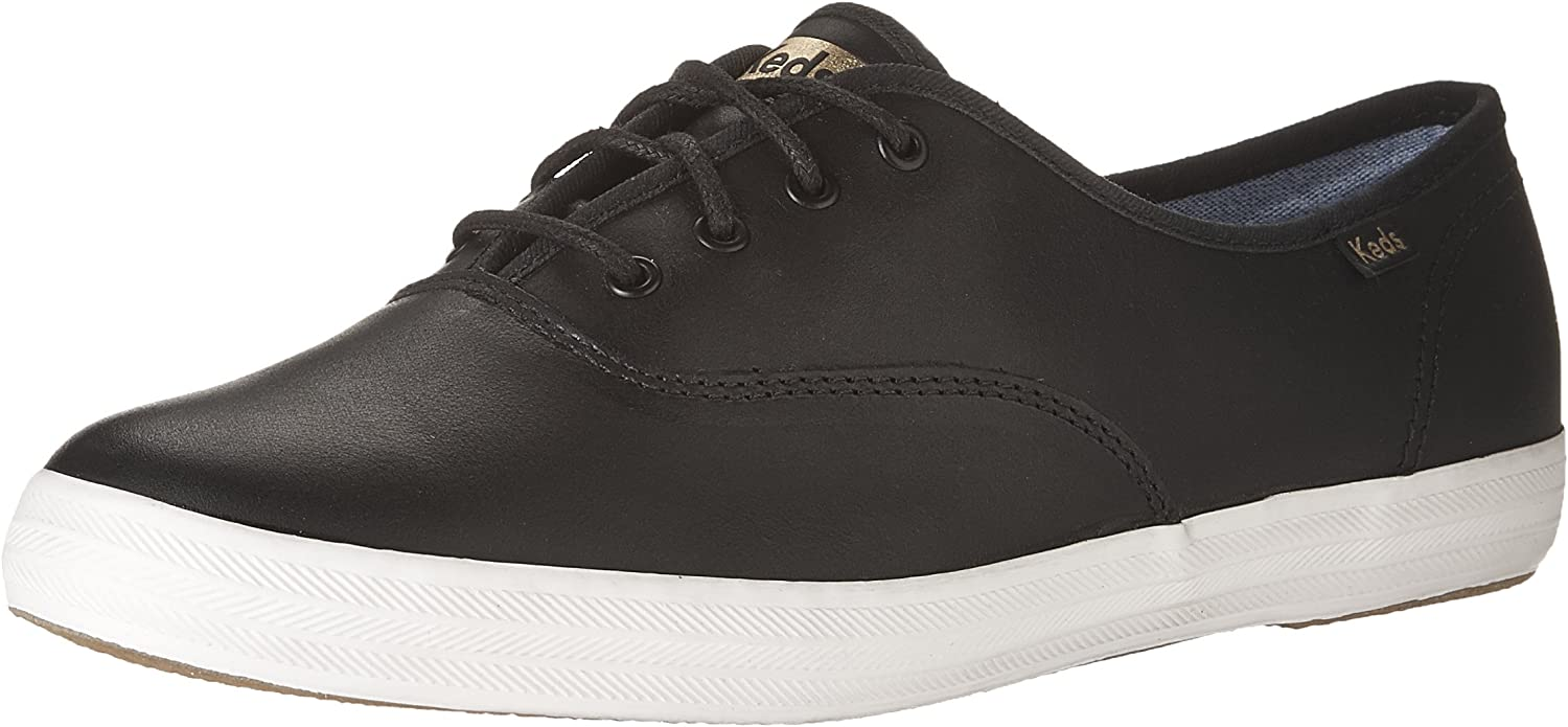 Keds Women's Champion Leather Fashion Sneakers