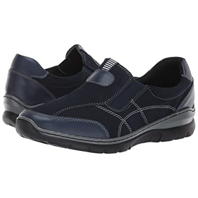 Spring Step Mikki (Navy Suede) Women