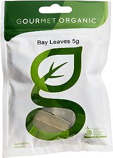 Gourmet Organic Herbs Bay Leaves, 5 g
