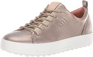 ECCO 女士 Soft Low Hydromax 高尔夫球鞋